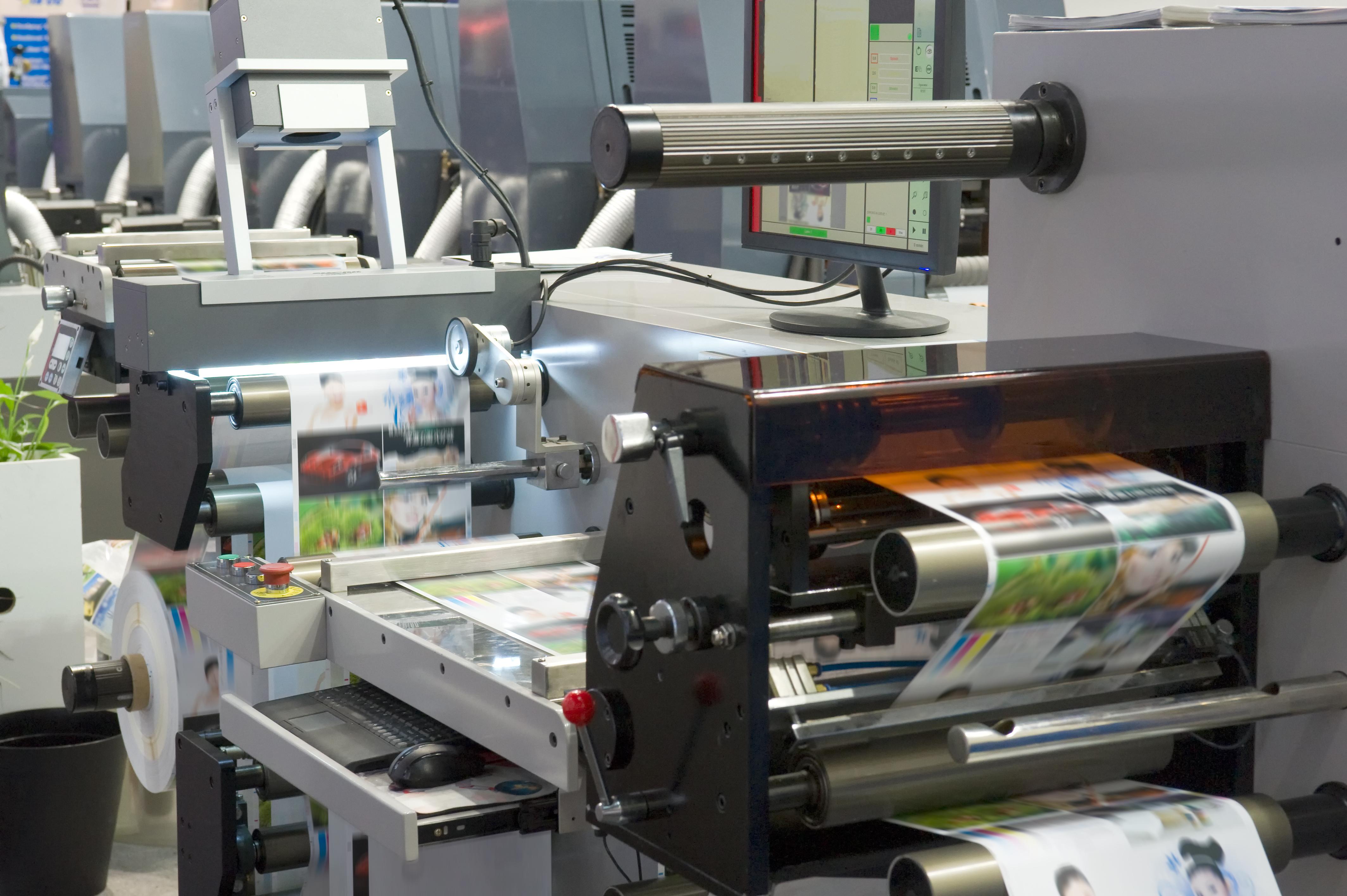 AdobeStock 45600880 - Imprimerie