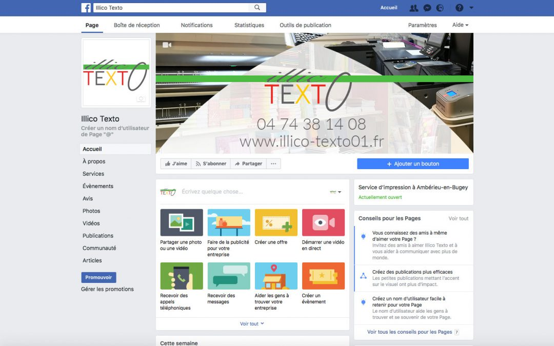 Rejoignez-nous sur Facebook !